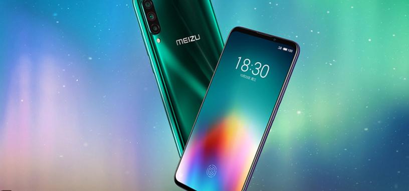 Meizu anuncia el 16T, con Snapdragon 855, pantalla de 6.5'', 4500 mAh