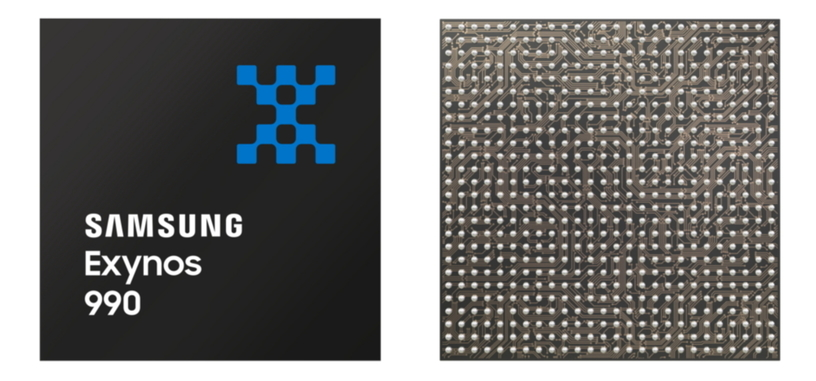 Samsung anuncia el Exynos 990, fabricado a 7 nm UVE con LPDDR5 y el módem 5G Exynos 5123