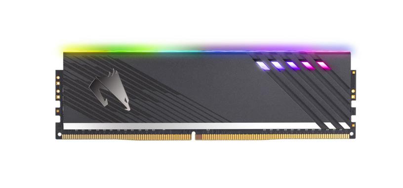 AORUS Memory Boost mejorará el rendimiento de los nuevos kits de memoria de Gigabyte