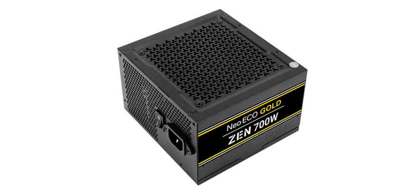Antec anuncia la serie Neo ECO Zen de fuentes 80 PLUS Gold