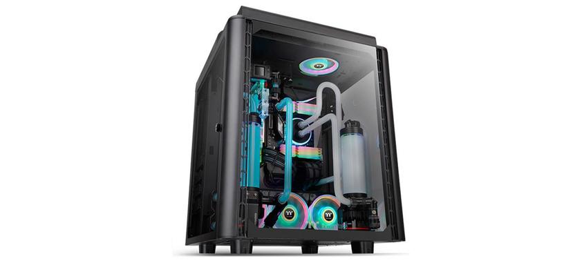 Thermaltake expande la serie Level 20 con una amplia torre para sistemas de refrigeración líquida