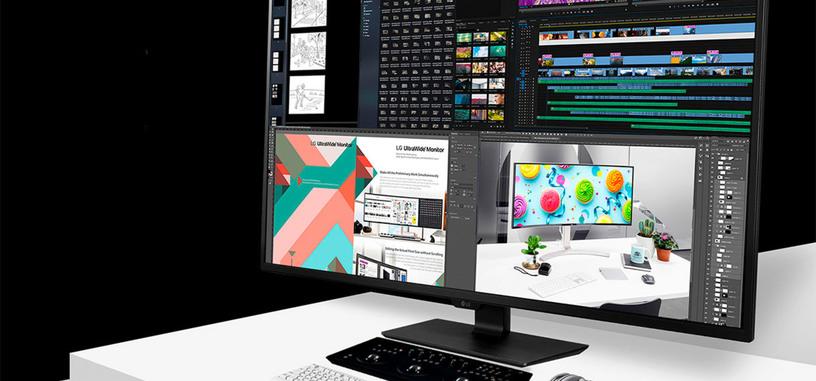 LG presenta el 43UN700, monitor de 42.5'' con resolución 4K