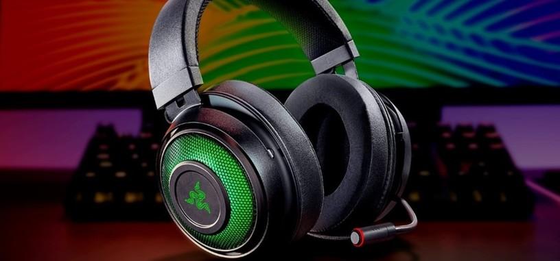 Razer presenta los auriculares Kraken Ultimate con sonido espacial THX