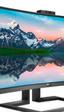 Philips pone a la venta el 439P9H, monitor curvo panorámico con 3840×1200 y 100 Hz