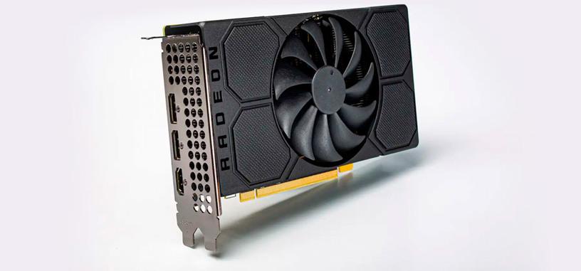 AMD presentaría en breve la RX 5600 XT, junto a una RX 5500 XT, y la pondría a la venta en enero
