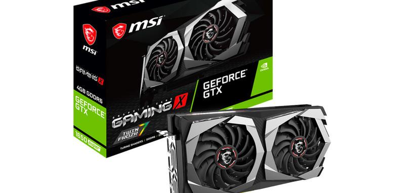 Nvidia pone a la venta la GTX 1650 Super de 160 dólares: características y rendimiento