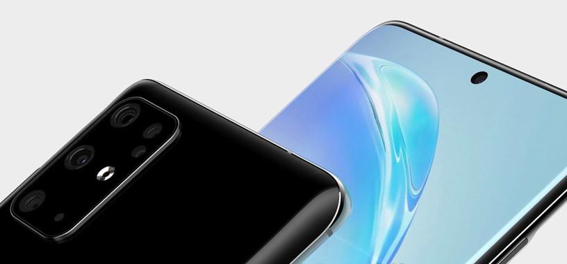 Este vídeo mostraría el Galaxy S11 y sus cinco cámaras traseras