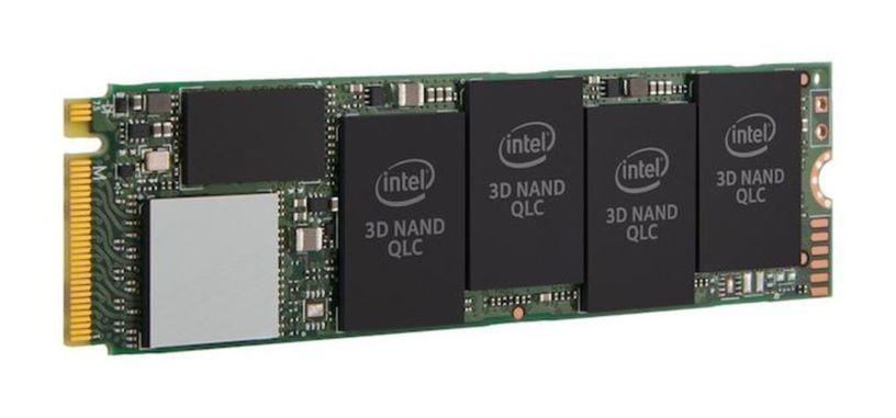 Intel anuncia la serie de SSD 665p con memoria QLC de 96 capas