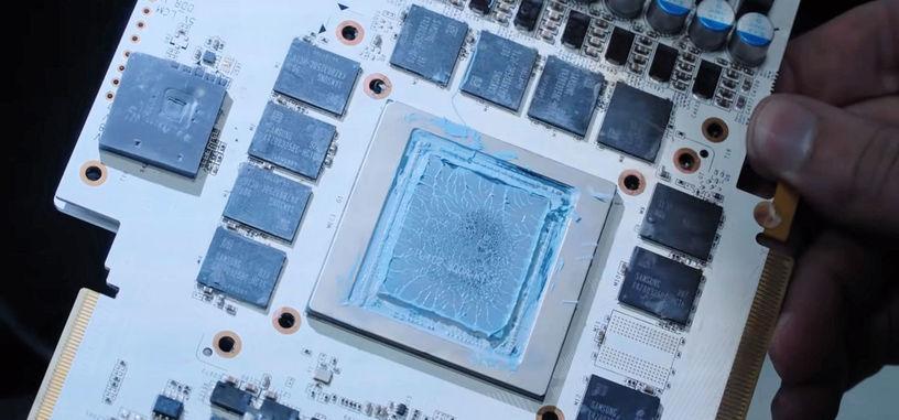 El cambio de la memoria GDDR6 de la RTX 2080 Ti por una de 16 GHz dispara su rendimiento