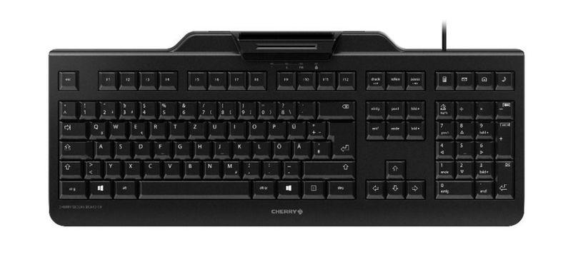Cherry presenta el teclado Secure Board 1.0 con lector de tarjetas NFC