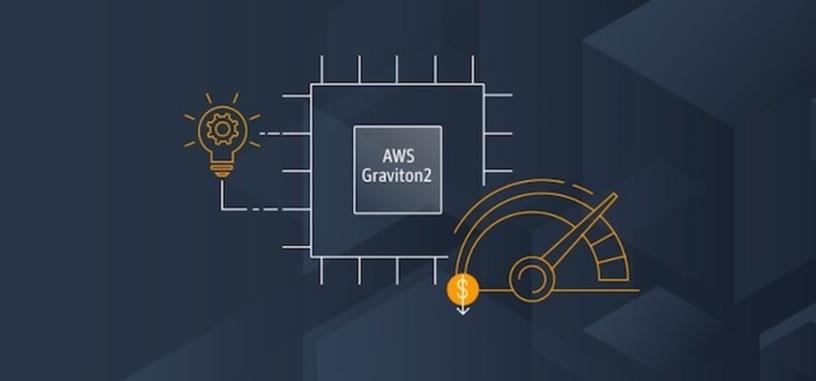 El Graviton2 es un procesador ARM de 64 núcleos para Amazon Web Services