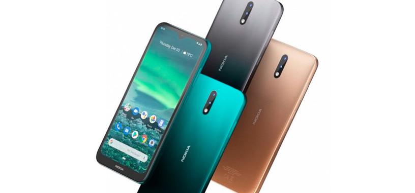 HMD presenta el Nokia 2.3 con Android One de 109 euros