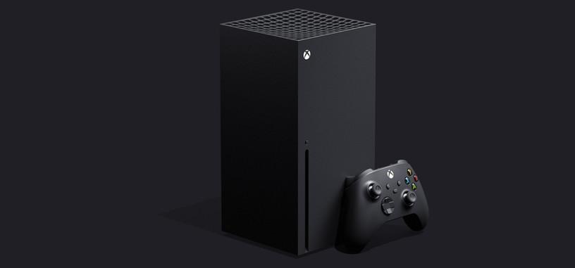 La Xbox Serie X tiene una potencia gráfica de 12 TFLOPS, un 23 % más que la RX 5700 XT
