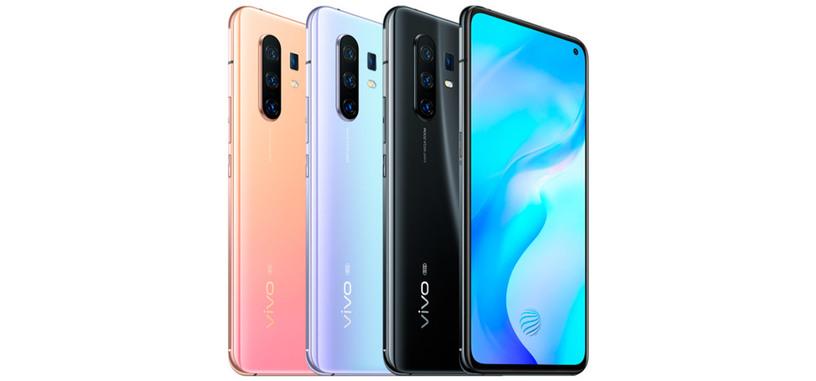 Vivo presenta los X30 y X30 Pro con módem 5G y Exynos 980