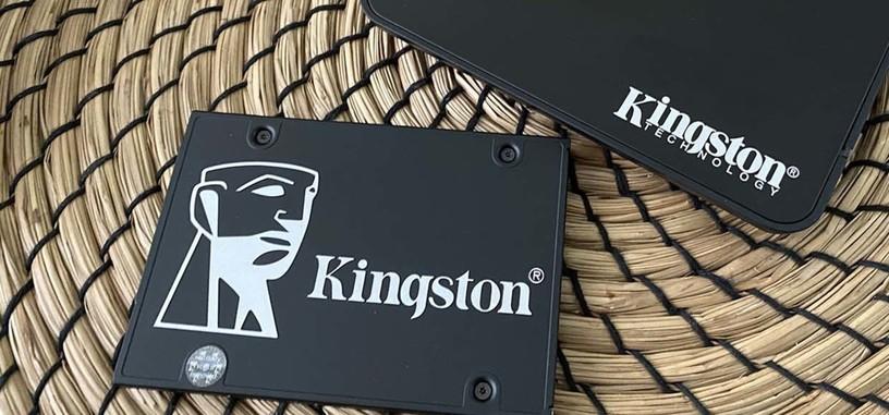 Análisis: KC600 (1 TB) de Kingston