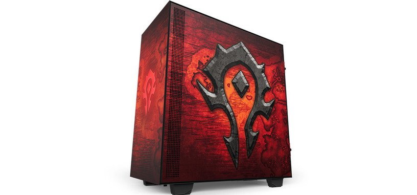 NZXT crea dos versiones de la H510 basadas en 'World of Warcraft'