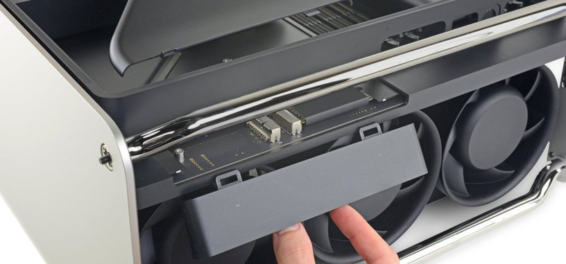 iFixit desmonta el nuevo Mac Pro, mostrando su interior y que es fácil de reparar