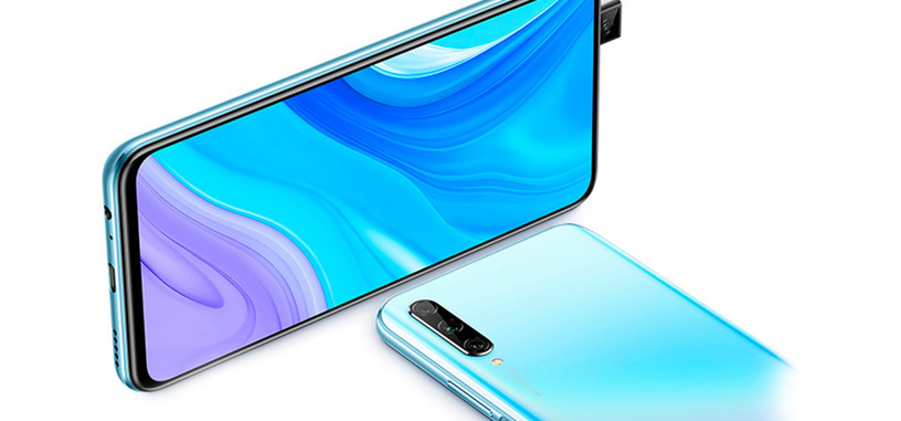 Huawei presenta el P Smart Pro 2019, Kirin 710F con cámara frontal emergente y trasera de 48 Mpx