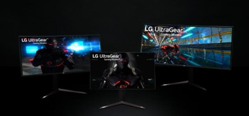 LG presenta nuevos monitores IPS 4K con DisplayHDR 600, 144 Hz y compatibles G-SYNC