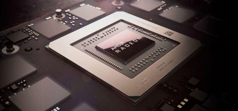 AMD también anuncia la Radeon RX 5600M para portátiles y la RX 5600 para OEM