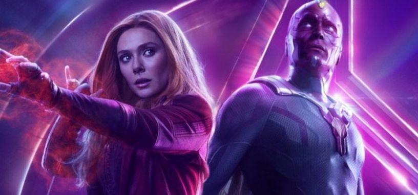 Disney adelanta el estreno de la serie de la Visión y la Bruja Escarlata a 2020
