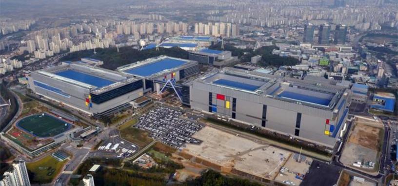 Samsung cierra la producción de DRAM y NAND durante tres días en Hwaseong por un apagón eléctrico