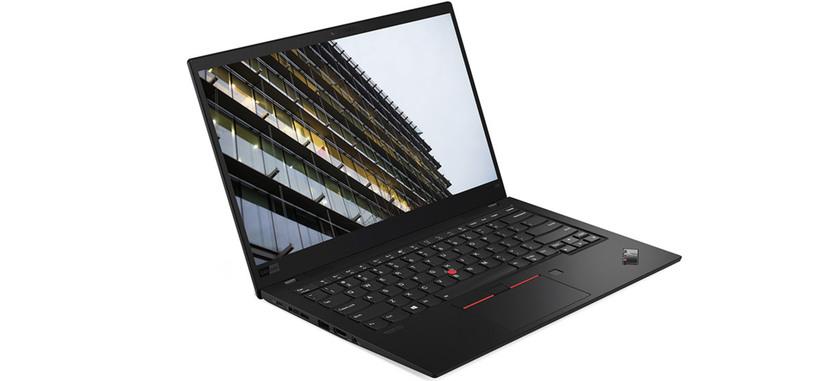 Lenovo presenta nuevos ThinkPad X1 Carbon y X1 Yoga