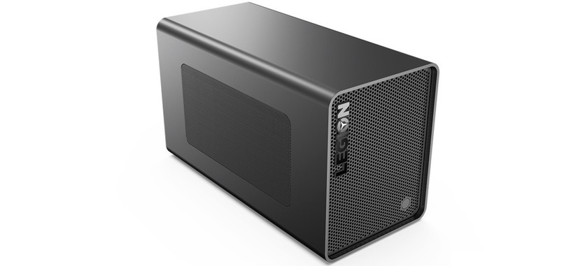 Lenovo se mete en las eGPU con la caja Legion BoostStation