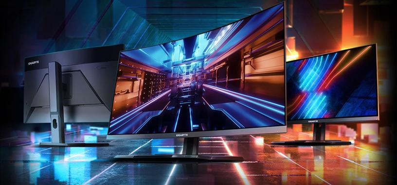 Gigabyte presenta tres nuevos monitores en el CES 2020