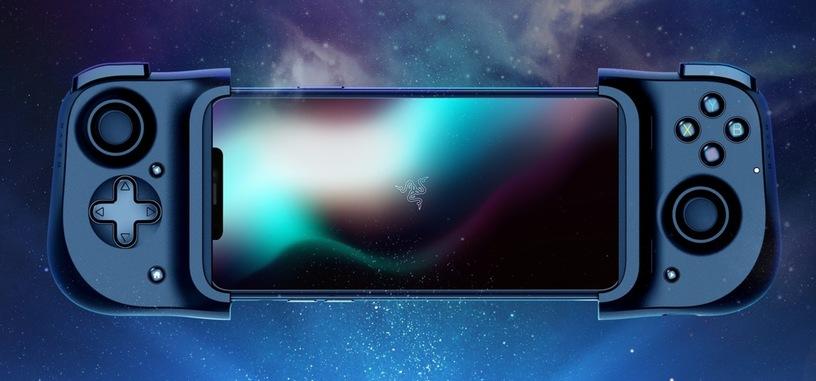 Razer anuncia el mando Kishi para dispositivos iOS y Android