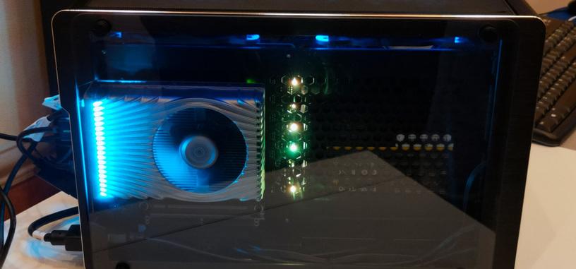 Intel muestra sus tarjetas gráficas dedicadas DG1 de arquitectura Xe