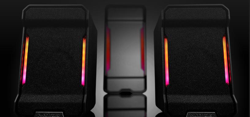Phanteks se mete en el mundo de los altavoces con los Evolv Sound Mini