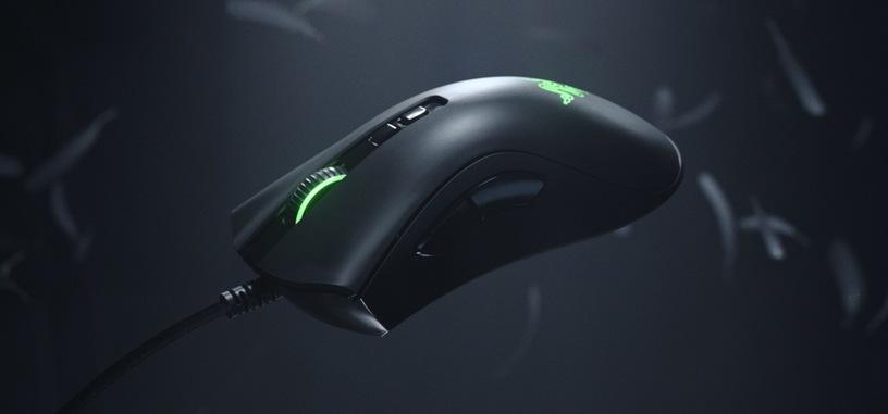 Razer renueva ratón con el DeathAdder V2, añadiendo su mejor sensor e interruptores ópticos