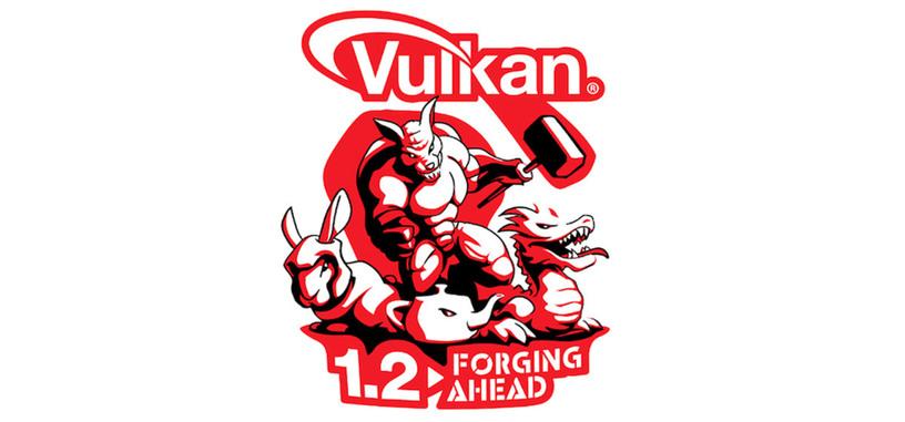 Khronos publica Vulkan 1.2 con novedades de eficiencia y simplicidad de desarrollo