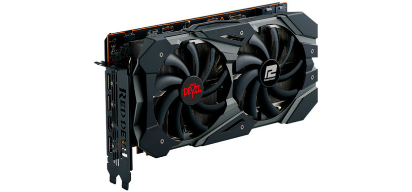 PowerColor actualiza sus Radeon RX 5600 XT con memoria de 14 GHz y turbo de 1750 MHz