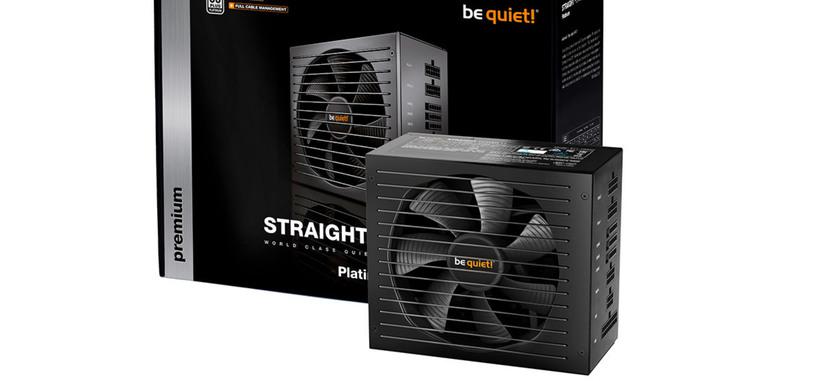 Be Quiet! mejora las fuentes Straight Power 11 con modelos con certificado 80 PLUS Platinum
