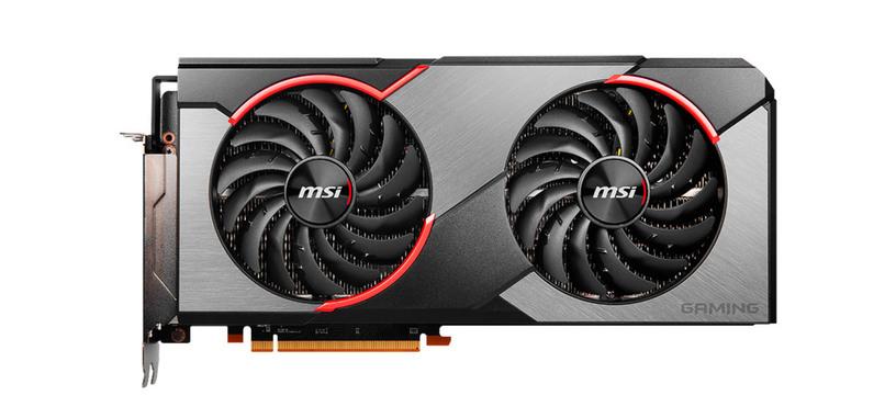 MSI crea la RX 5600 XT Gaming Z con memoria de 14 GHz, el resto conservan 12 GHz con los nuevos BIOS