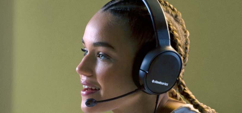 SteelSeries presenta los auriculares Arctis 1