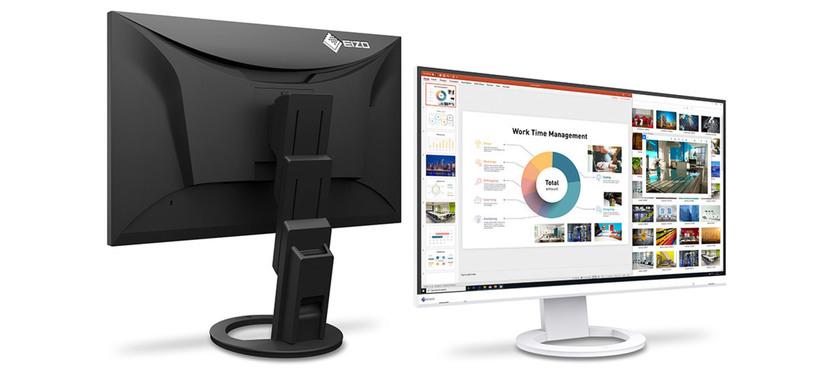 EIZO presenta el monitor FlexScan EV2760