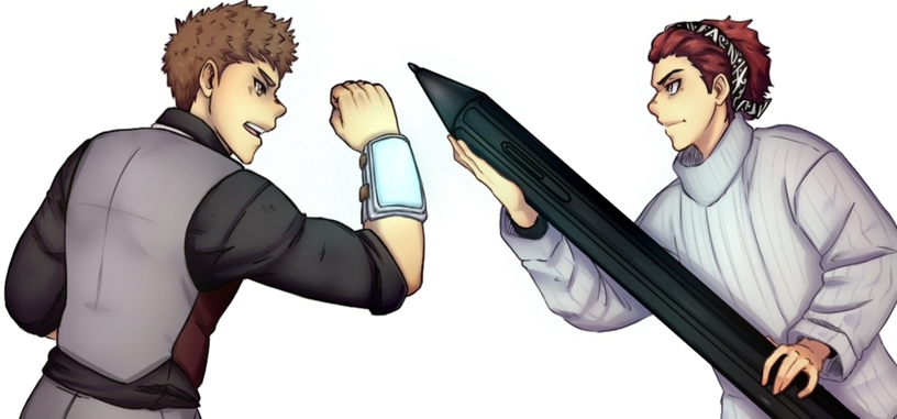 Estrenamos 'A Base de Golpes', web de artes marciales y deportes de combate, con un toque manga