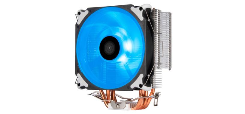 SilverStone anuncia la refrigeración Argon AR12 RGB