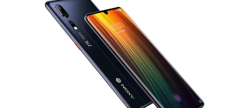 ZTE anuncia el Axon 10s Pro, el primero con Snapdragon 865