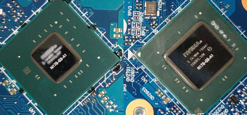 Nvidia prepara las GeForce MX330 y MX350 basadas en las MX250 y GTX 1050