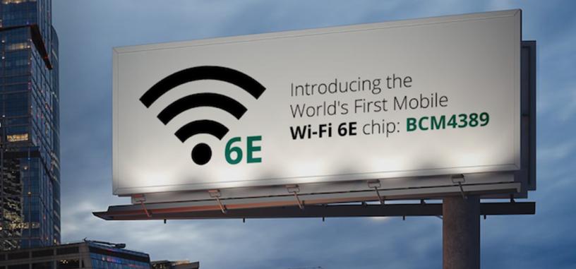 Broadcom ya tiene listo su chip BCM4389 para Wi-Fi 6E