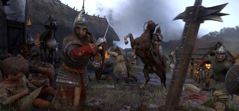 La tienda de Epic Games ofrece gratis 'Kingdom Come: Deliverance' y 'Aztez'