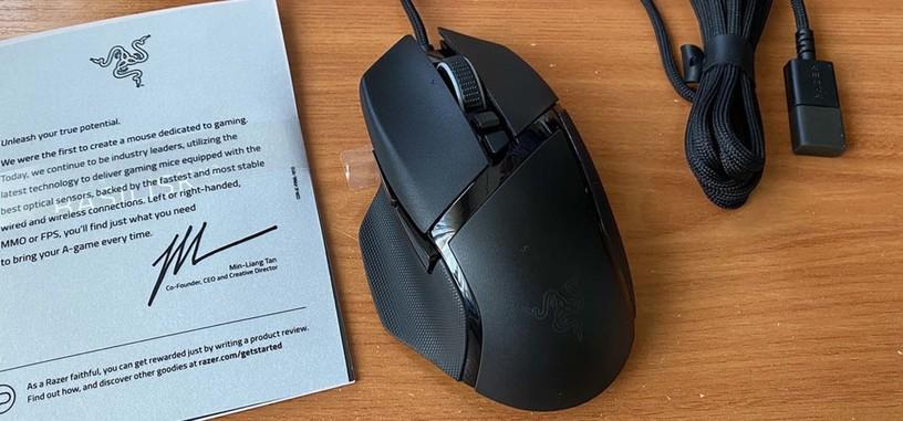 Análisis: ratón Basilisk v2 de Razer