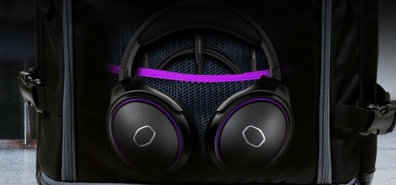 Cooler Master presenta la serie MH600 de auriculares