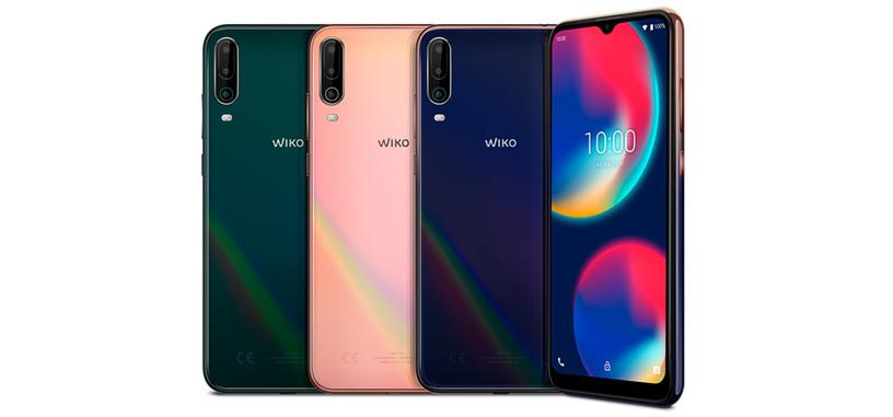 Wiko presenta el View4, Helio P22 y batería de 5000 mAh