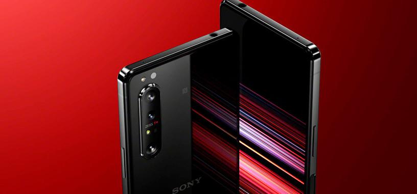 El primer móvil con 5G de Sony es el nuevo Xperia 1 II, con pantalla 4K y SD865