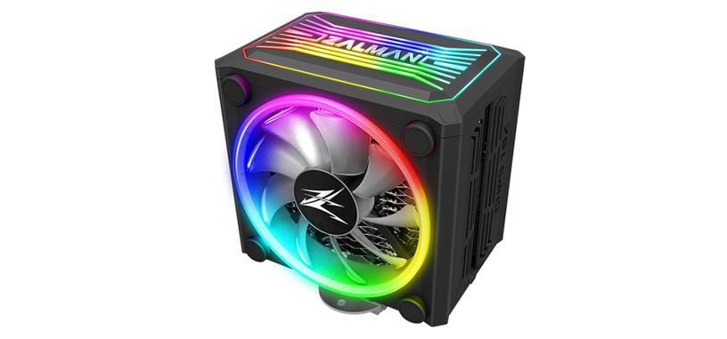 Zalman presenta la refrigeración CNPS16X